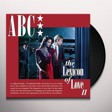 Abc LEXICON OF LOVE II Vinyl Record