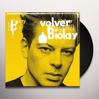 Benjamin Biolay VOLVER Vinyl Record