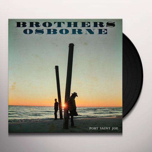 Brothers Osborne PORT SAINT JOE Vinyl Record