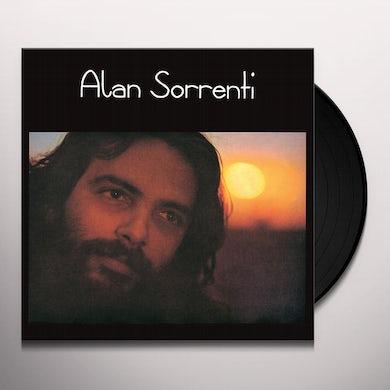 Alan Sorrenti Vinyl Record