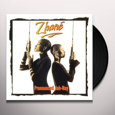Zhane PRONOUNCED JAH-NAY Vinyl Record