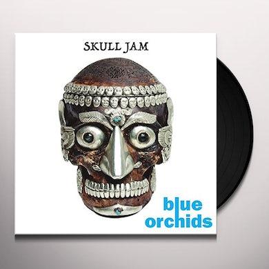 Blue Orchids SKULL JAM Vinyl Record