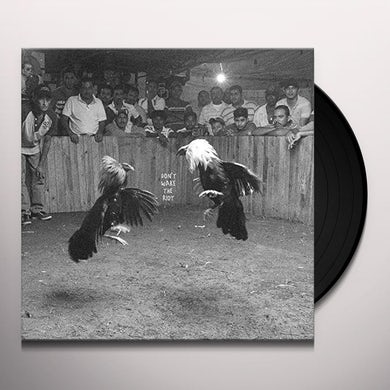 Black Pistol Fire DON'T WAKE THE RIOT Vinyl Record