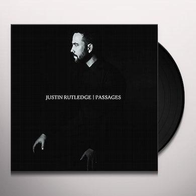 Justin Rutledge PASSAGES Vinyl Record
