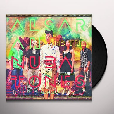Alsarah & The Nubatones MANARA Vinyl Record