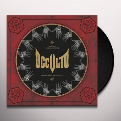 OCCULTO / Original Soundtrack Vinyl Record