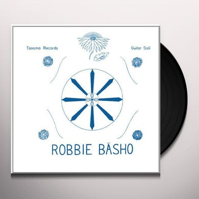Robbie Basho SEAL OF THE BLUE LOTUS Vinyl Record