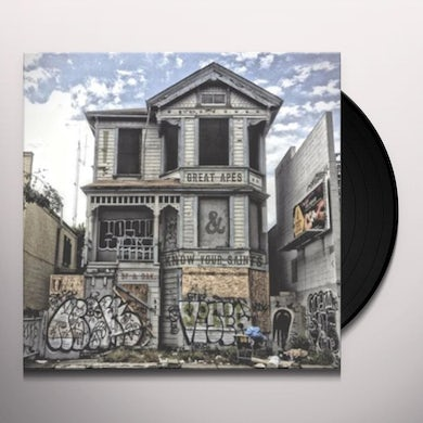Great Apes KNOW YOUR SAINTS Vinyl Record