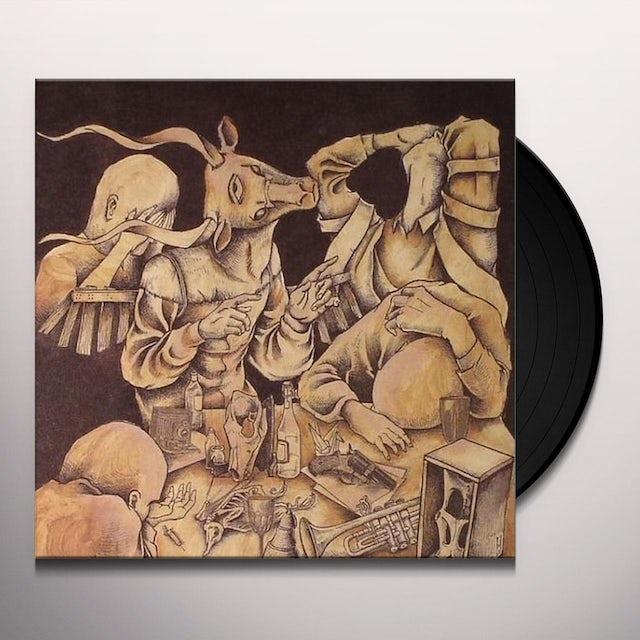 Brown Bird SALT FOR SALT Vinyl Record