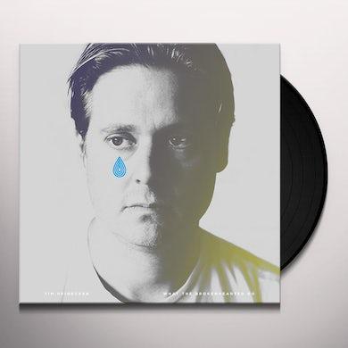 Tim Heidecker WHAT THE BROKENHEARTED DO Vinyl Record