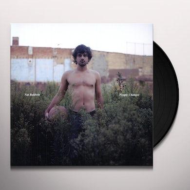 Nat Baldwin PEOPLE CHANGES Vinyl Record
