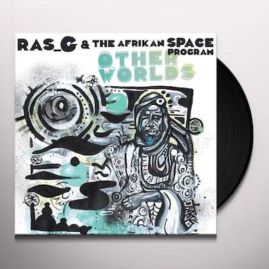 RAS G & AFRIKAN SPACE PROGRAM OTHER WORLDS Vinyl Record
