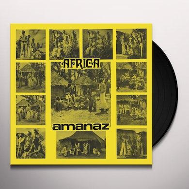 Amanaz AFRICA Vinyl Record