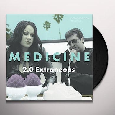 Medicine 2.0 EXTRANEOUS Vinyl Record