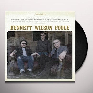 Bennett Wilson Poole Vinyl Record