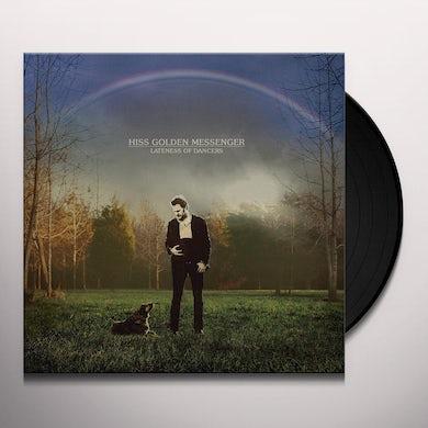 Hiss Golden Messenger LATENESS OF DANCERS Vinyl Record
