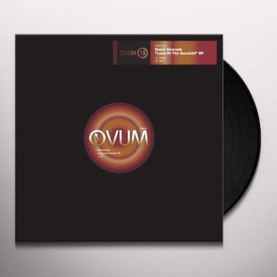 David Alvarado LAND OF THE SUNCHILD Vinyl Record
