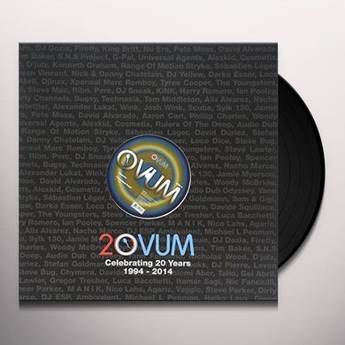 Chymera TIDAL/MOOT POINT Vinyl Record
