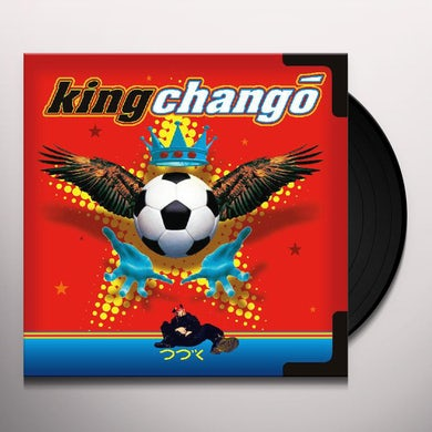KING CHANGO Vinyl Record