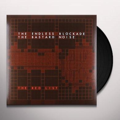 Bastard Noise RED LIST Vinyl Record