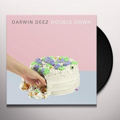 Darwin Deez DOUBLE DOWN Vinyl Record