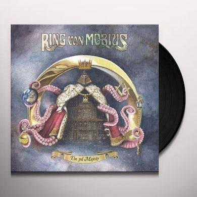 Ring Van Mobius 3RD MAJESTY Vinyl Record