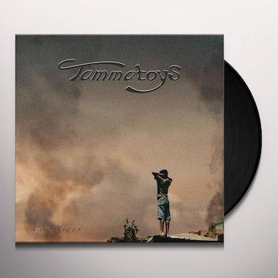 Tammatoys CONFLICTS Vinyl Record
