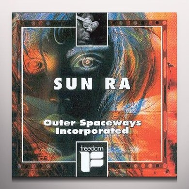 OUTER SPSun RaCEWAYS INCORPORATED Vinyl Record