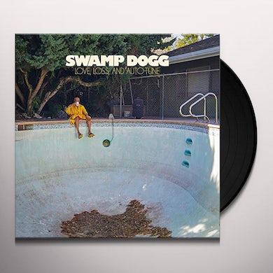 Swamp Dogg LOVE LOSS & AUTO-TUNE Vinyl Record