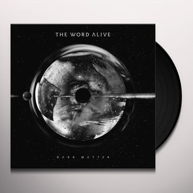 The Word Alive DARK MATTER Vinyl Record