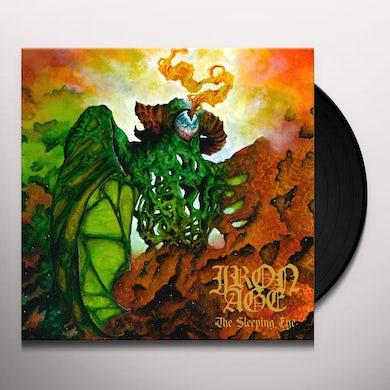 Iron Age SLEEPING EYE Vinyl Record