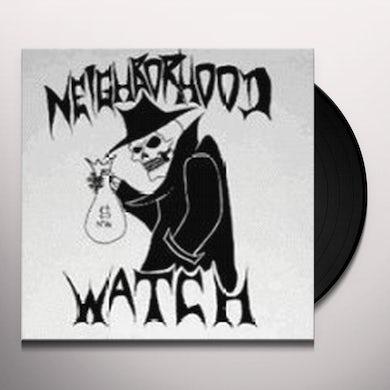 Neighborhood Watch Vinyl Record