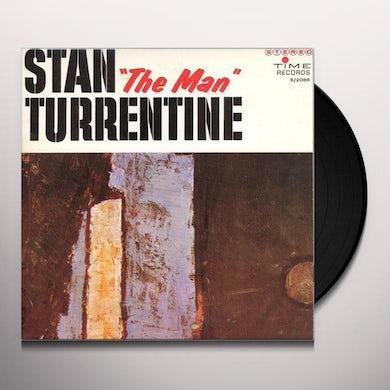 Stanley Turrentine STAN THE MAN TURRENTINE Vinyl Record