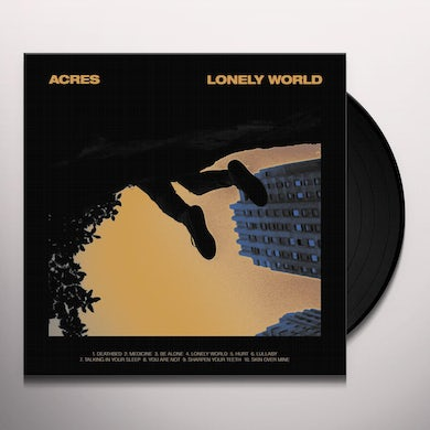 Acres LONELY WORLD Vinyl Record
