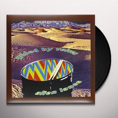 Alien Lanes Vinyl Record