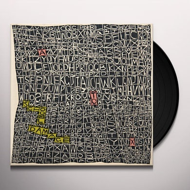 School Damage A TO X Vinyl Record