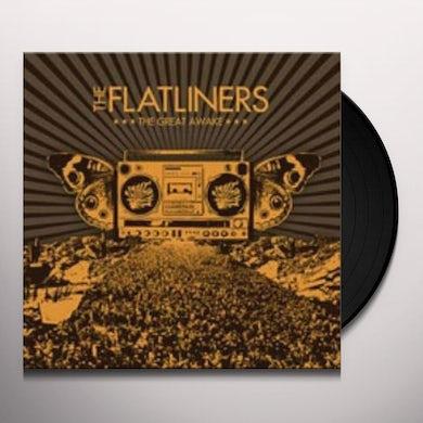 The Flatliners GREAT AWAKE Vinyl Record