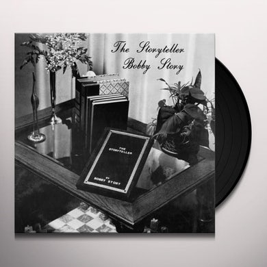 Bobby Patterson STORYTELLER Vinyl Record