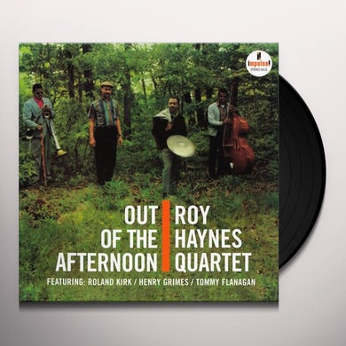 Roy Haynes OUT OF THE AFTERNOON Vinyl Record