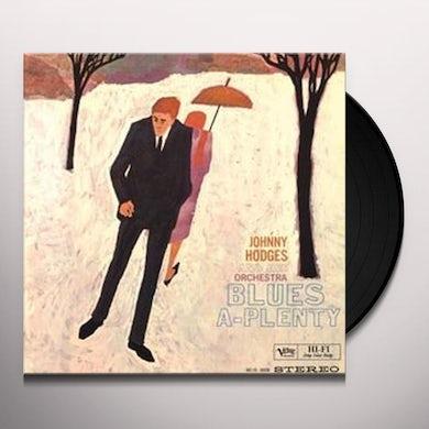 Hodges & Johnny His Orchestra BLUES A-PLENTY Vinyl Record