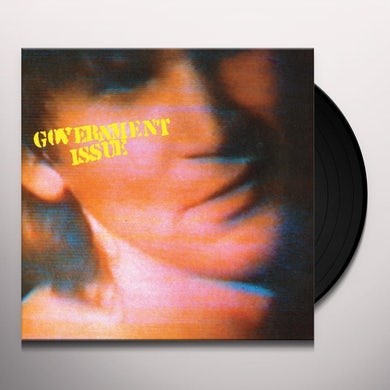 Government Issue FUN JUST NEVER ENDS Vinyl Record