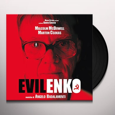 Angelo Badalamenti EVILENKO - Original Soundtrack Vinyl Record