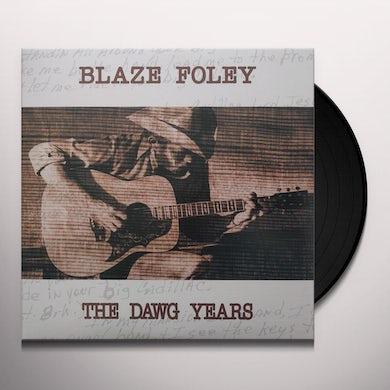 Blaze Foley DAWG YEARS Vinyl Record