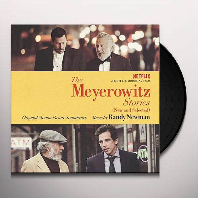 Randy Newman MEYEROWITZ STORIES (NEW & SELECTED) - ORIGINAL Vinyl Record