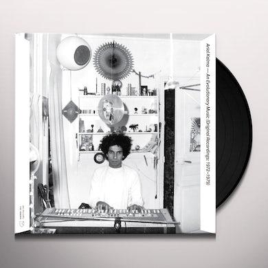 AN EVOLUTIONARY MUSIC: ORIGINAL RECORDINGS 1972-79 Vinyl Record