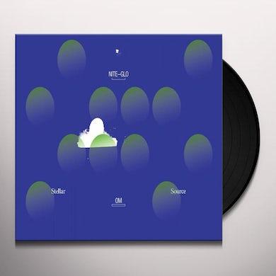 Stellar Om Source NITE-GLO Vinyl Record