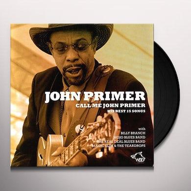 Call Me John Primer Vinyl Record