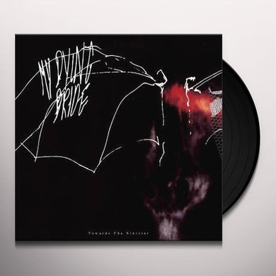 My Dying Bride  TOWARDS THE SINISTER Vinyl Record
