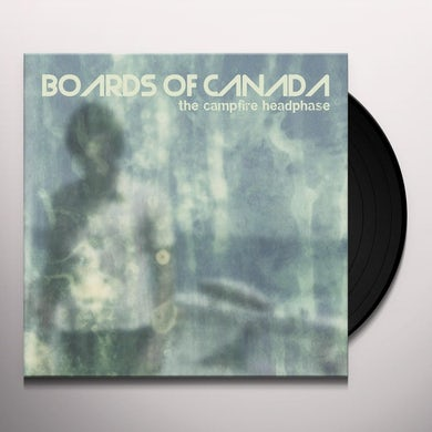 Boards Of Canada CAMPFIRE HEADPHASE Vinyl Record