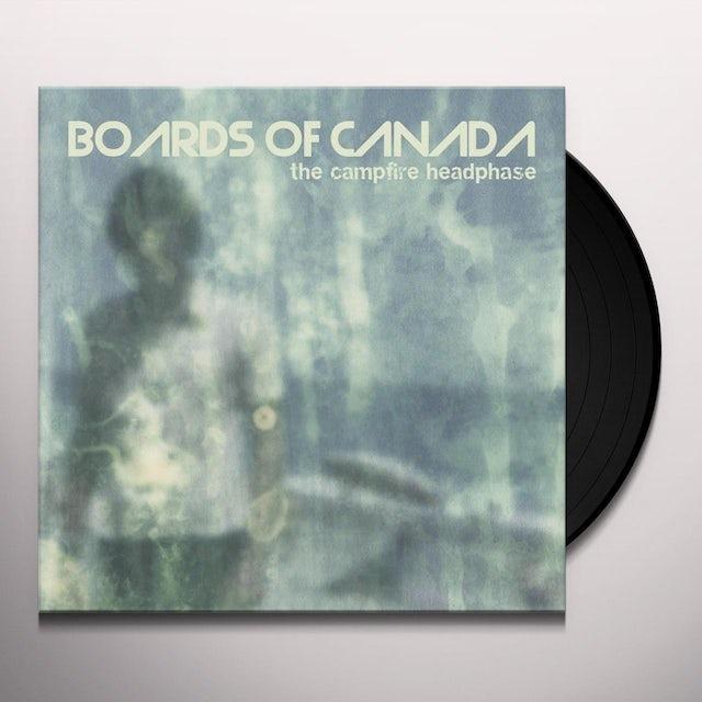 Boards Of Canada CAMPFIRE HEADPHASE Vinyl Record